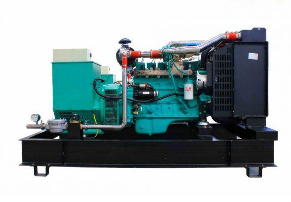 20kw 25kva cummins natural gas powered backup generator set