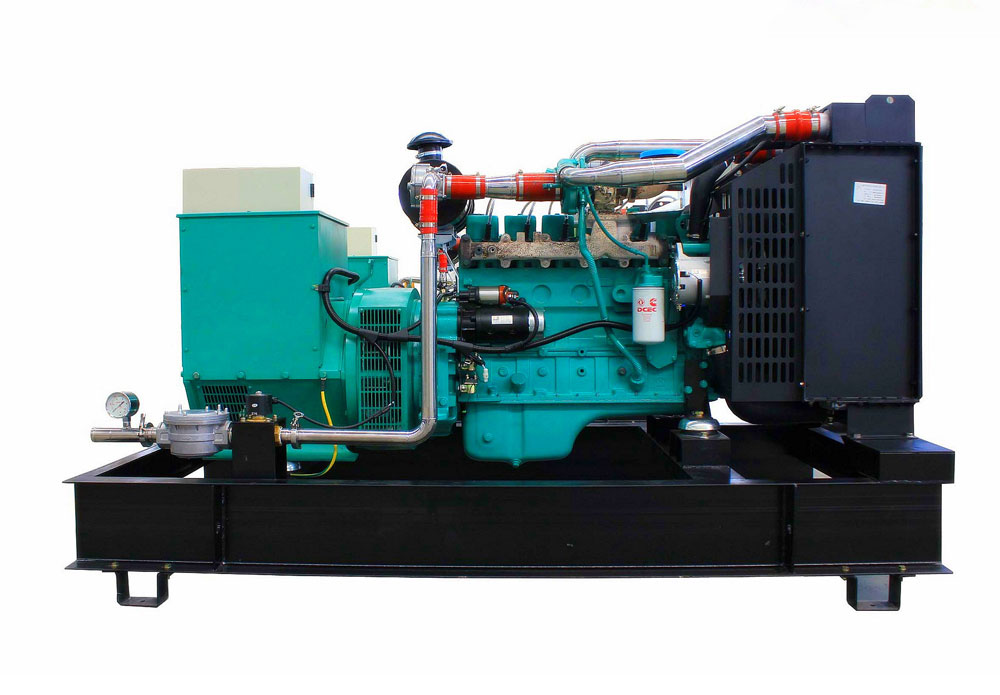 20kw 25kva cummins natural gas powered backup generator set