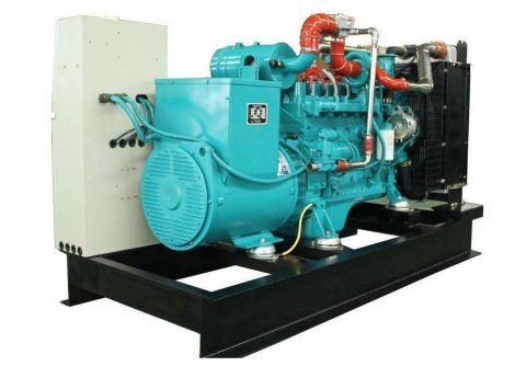 240kw 300kva cummins LPG generator set