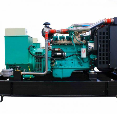 Standby 36kw cummins natural gas generator set for sale