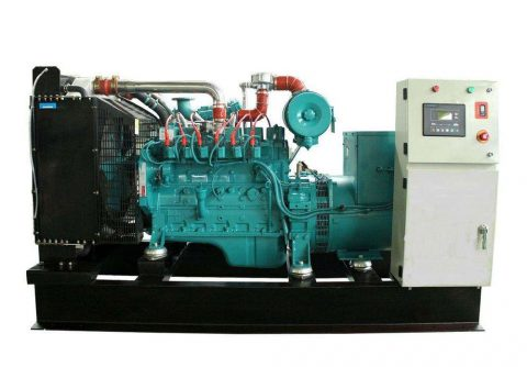 400kw 500kva cummins natural gas generator set