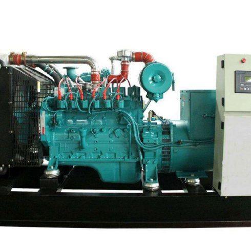 400kw 500kva cummins natural gas generator set