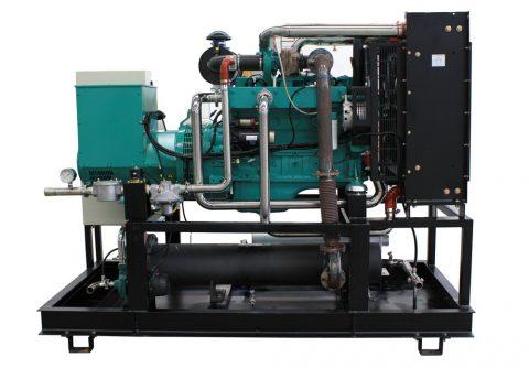 40kw 50kva cummins biomass generator set