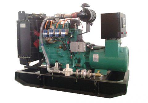 40kw 50kva cummins LPG generator set