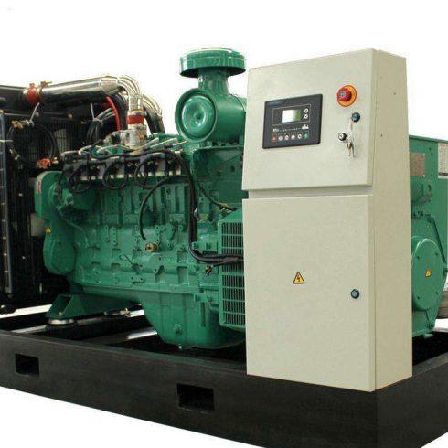 68kw 85kva cummins biogas generator set