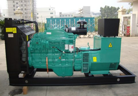 80kw 100kva cummins lpg generator set