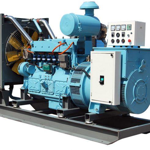80kw 100kva cummins natural gas engine generator from China Factory