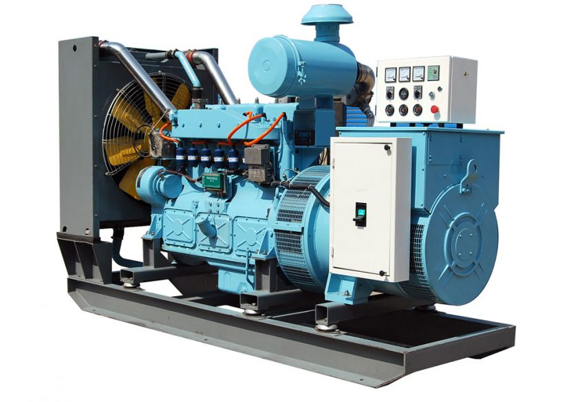 80kw 100kva cummins natural gas engine generator from China Factory