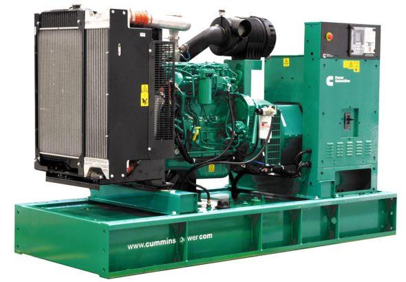 Cummins Diesel Generator From China manufacturer