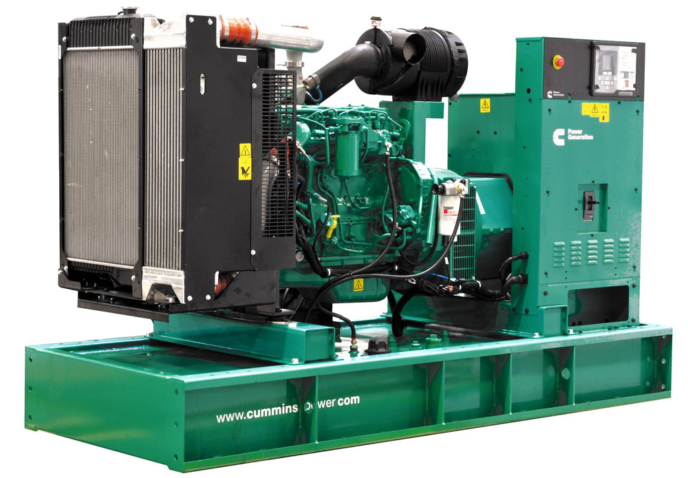 Cummins Diesel Generator From China manufacturer