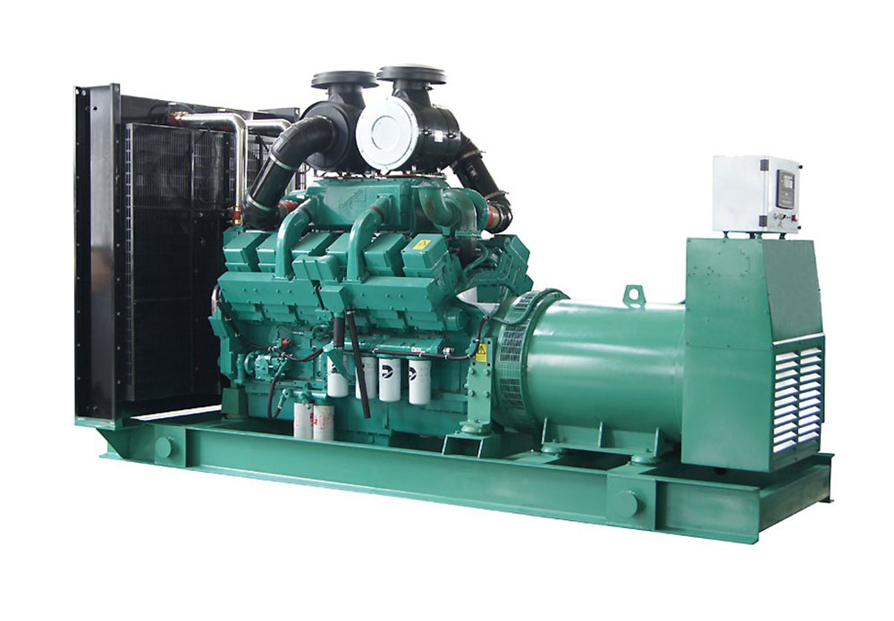 Cummins KTA38 Diesel Generator for industrial power generation