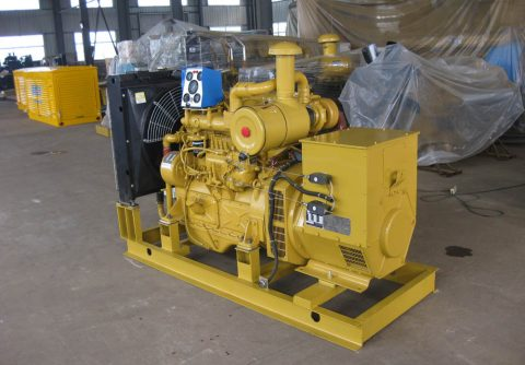 100 kw 125 kva electric start SDEC diesel genset dg set for sale