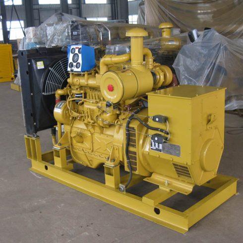 100 kw 125 kva electric start SDEC diesel genset dg set for sale