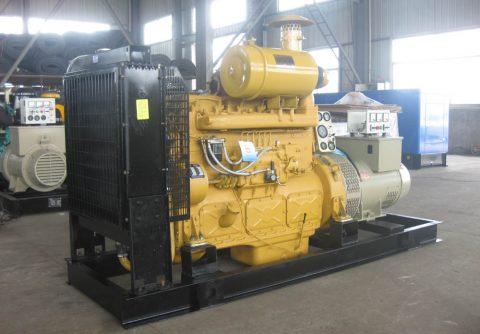 150 kw 187.5 kva 3 phases 4 wires AVR SDEC diesel generator set