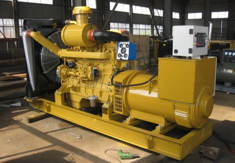 1500rpm high speed 200 kw 250 kva SDEC diesel generator set