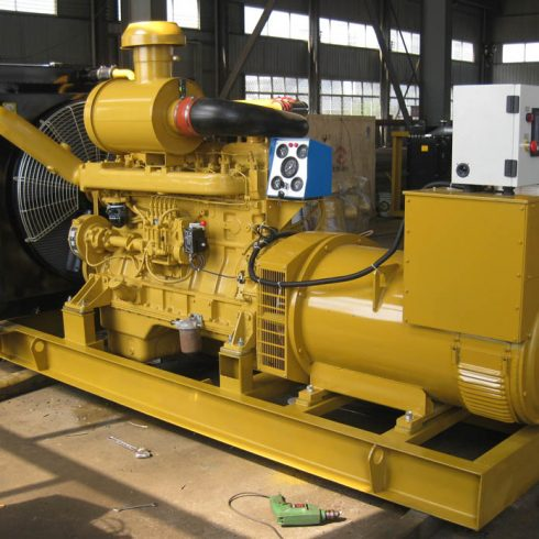 1500rpm high speed 200 kw 250 kva SDEC diesel generator set
