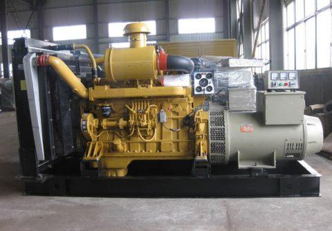 180 kw 225 kva V line 6 cylinders SDEC diesel genset 230V 400v output
