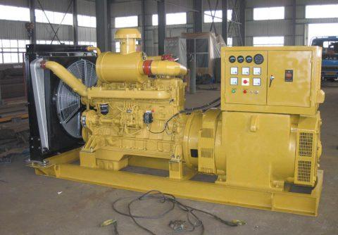250 kw 312.5 kva SDEC diesel generator set with low fuel consumption