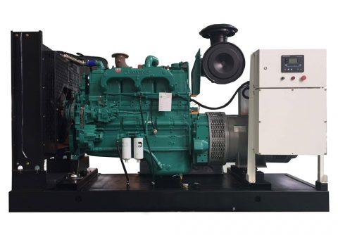 275kw gen cummins diesel backup generator