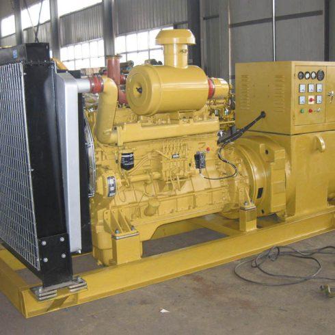 280 kw 350 kva SDEC diesel engine power generator set CE approved