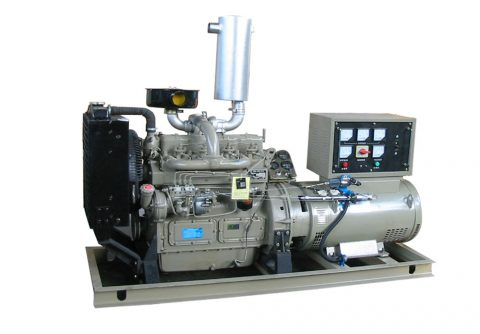 30kw diesel generator with Weichai Huafeng power K4100D diesel engine