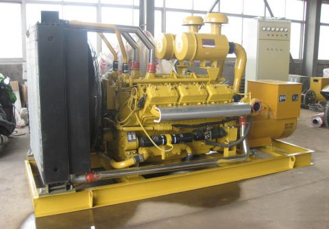 320 kw 400 kva SDEC industrial emergency diesel generator with low noise