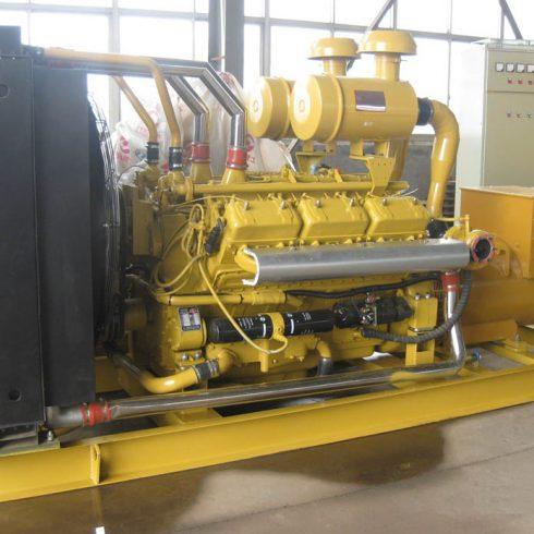 320 kw 400 kva SDEC industrial emergency diesel generator with low noise