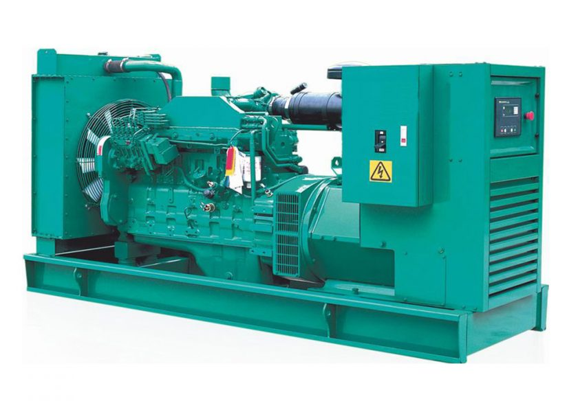 320kw 400kva cummins genset powered by cummins