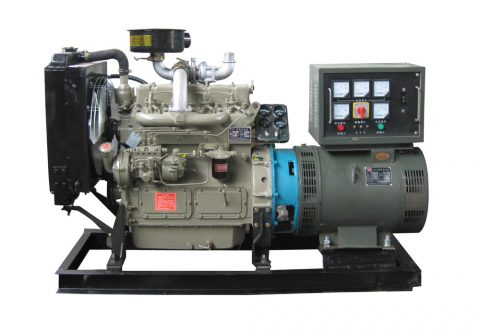40kw 50kva Weichai diesel generator set at affordable price in China