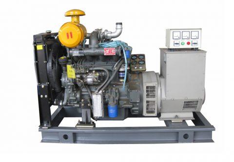 50kw 62.5kva Weichai diesel power generator - Weichai diesel genset