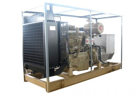 72kw 90kva cummins onan genset for rental