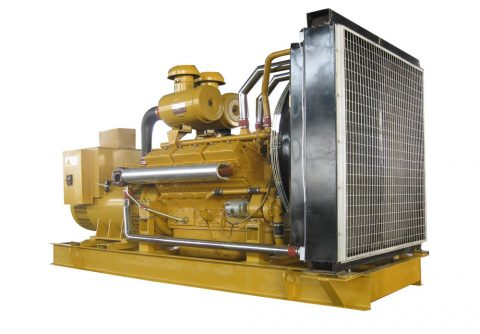 EPA approved turbocharged 500 kw 625 kva SDEC generator diesel genset