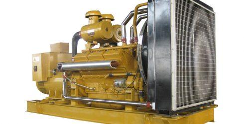 EPA approved turbocharged 500 kw 625 kva SDEC generator diesel genset