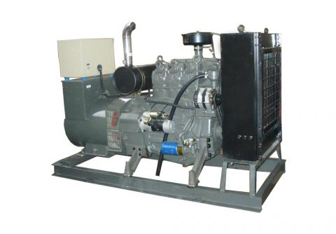 Germany Deutz diesel generator 100 kw 125 kva air cooled 8 Cylinders