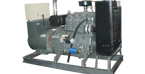 Germany Deutz diesel generator 100 kw 125 kva air cooled 8 Cylinders