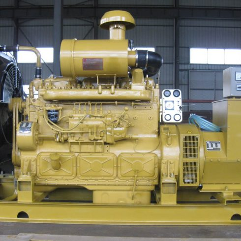 Shanghai diesel engine generator 80kw 100kva with good quality