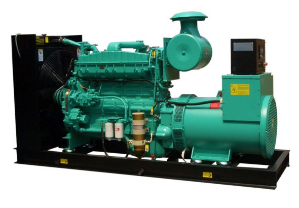 cummins 300kw diesel generator with stamford alternator