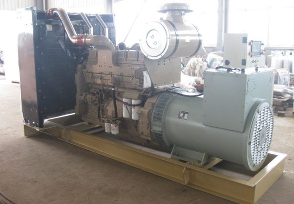 cummins 500kw 625kva diesel generator for UAE