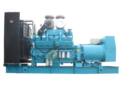 cummins 600 kw 750kva silent diesel generator