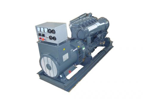 12kw 15kva Deutz F2L912D engine direct injection diesel generator