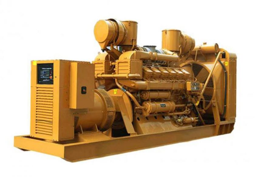 600kw 750kva middle speed JDEC natural gas genset from China factory