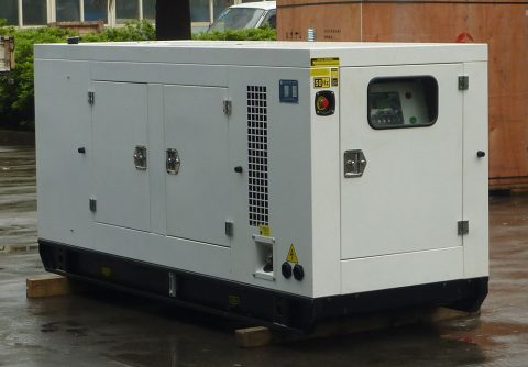 180kw 6 cylinders Perkins silent diesel generator by China OEM factory