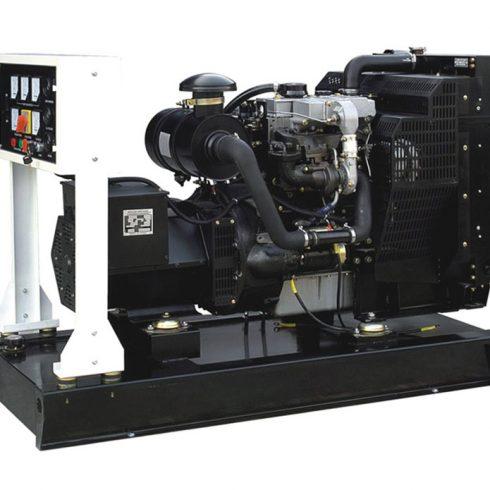 220kw 1500rpm 50Hz 230V AC three phase Perkins diesel generator set