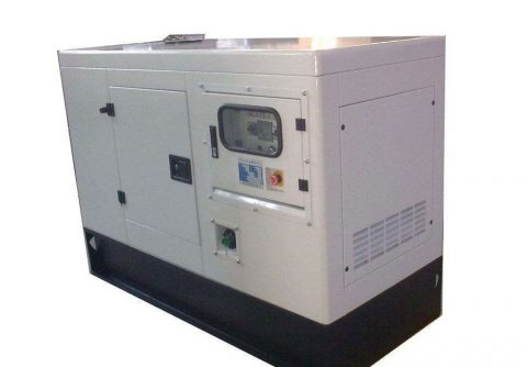 24 kw England Perkins small silent diesel generator set for Dubai