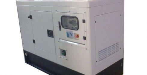 24 kw England Perkins small silent diesel generator set for Dubai