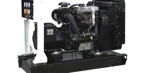 280kw 350kva Perkins 2206C-E13TAG2 diesel generator for South Africa