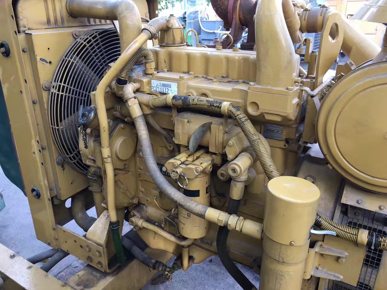 Prime 100kw 125kva second hand Caterpillar diesel generator