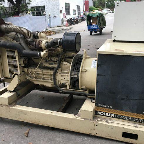 Prime 57kw second hand Deutz used diesel generator set made by KOHLER