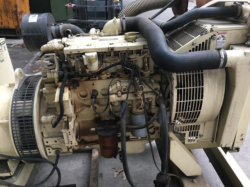 Prime 57kw second hand Deutz used diesel generator set made by KOHLER picture 3