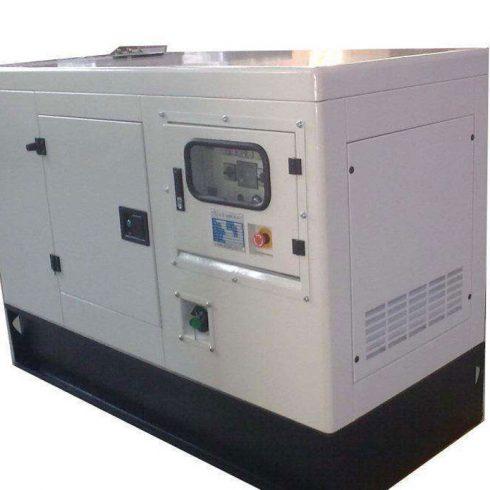 Silent 16kw 20kva perkins diesel generator set for home backup power
